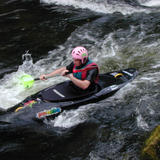 whitewater canoe