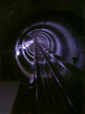 rail tunnel