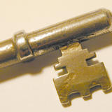 mortise key