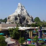 themepark mounain