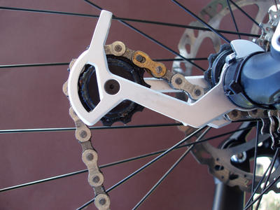 gear shift derailleur