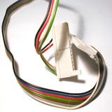 coloured wire