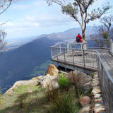 mountain lookout