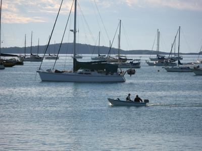 pioneer bay moorings