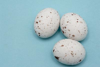 Mini Speckled Eggs