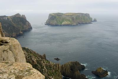 cape pillar oceanscape