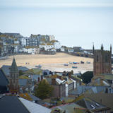 saint ives rooftops