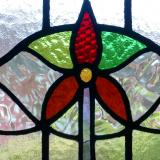 coloured glass window