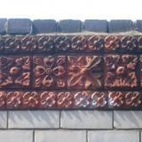 decorative pattern bricks