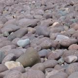 rounded pebbles