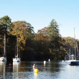 Yachts on Windermere Lake