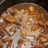 Tasty stew or hot pot